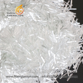 3mm E-glass Fiber Chopped Strands for BMC