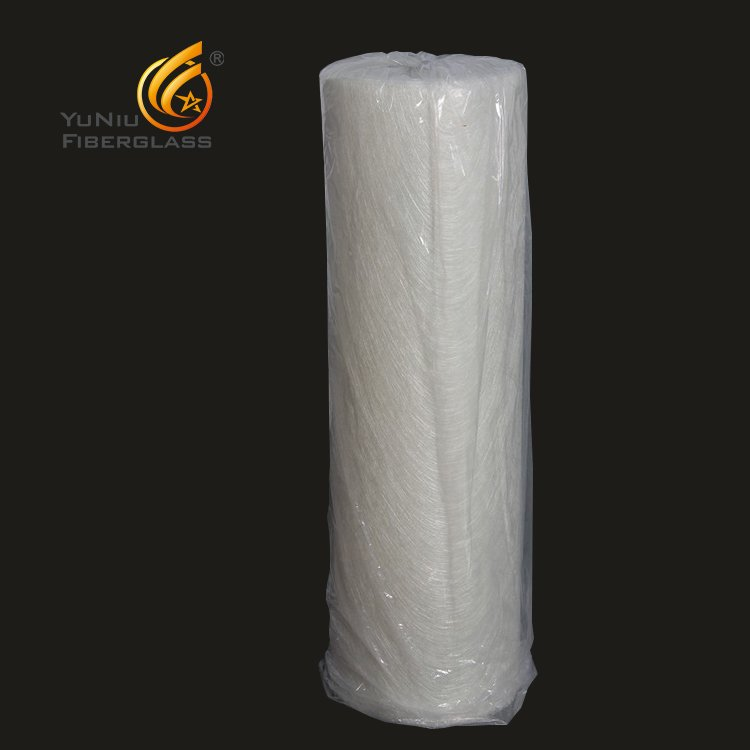 E-glass Fiberglass Chopped Strand Mat Factory for Vacuum Boat