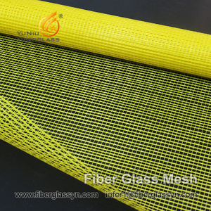 High-quality Reinforcement Fire protection network Mesh fabric fiber glass mesh