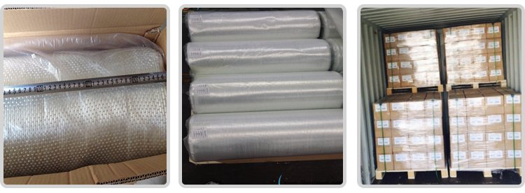 DB Fiberglass Multiaxial Fabric for Automobile Parts