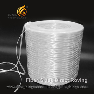 China wholesales e-glass assembled direct fiberglass roving