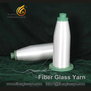 Fiberglass yarn Factory lowest price high quality e resistant