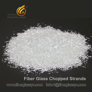 Diameter 10-13um Fiber Glass Chopped Strands for PBT