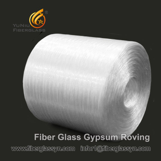 4800Tex Glass Fiber Gypsum Roving in Columbia