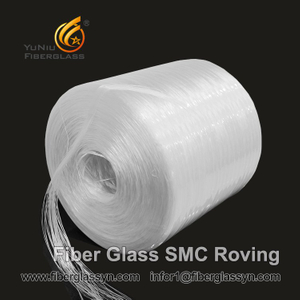 High Strength Glass Fiber Assembled Roving for SMC in Ecuador