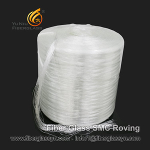 China Top Selling Products Glass Fiber Wholesale Price Pultrusion Roving Fiberglass of SMC