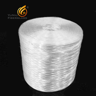 Factory direct sale fiberglass ar roving for boat manufacture