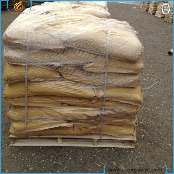 Factory price Fiberglass chopped strands for needle mat