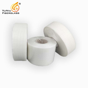 Glass fibra Self-adhesive tape/ Gypsum Tape/Fiberglass mesh tape