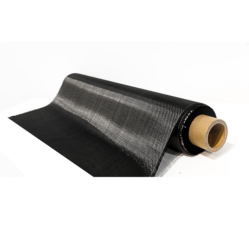 High grade carbon fiber roll fabric