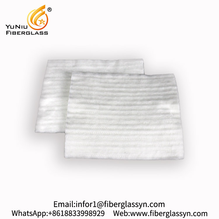 E glass RTM fiberglass needled mats