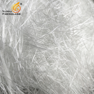 Most popular Fiberglass chopped strands for needle mat