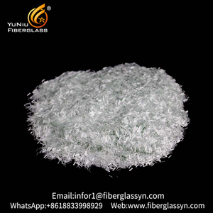 High Quality PP Glass Fiber chopped Strands