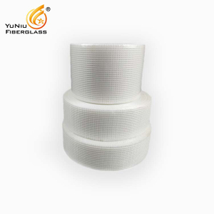 Glass fiber Self-adhesive tape/Gypsum Tape/ Fiberglass mesh tape