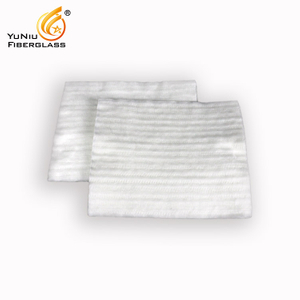 Insulation e-glass fiberglass needle mat
