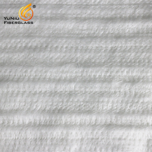 e glass punced sound absorbing Fiberglass needle mat for Filt or Insulation 25mm heat insulation