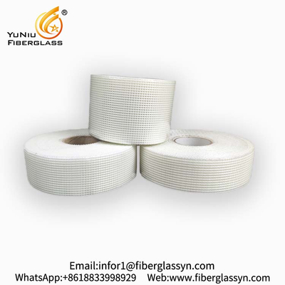 Construction tape Make up the wall Mesh self-adhesive tape