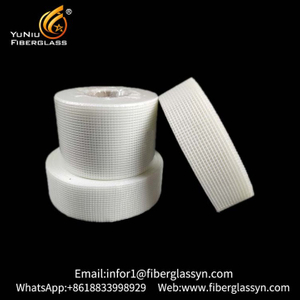 Self-adhesive Waterproof Fiberglass Mesh Joint Drywall Tape Uesd for Construction