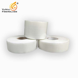 Self-adhesive Fiberglass Mesh Tape For Wall Building