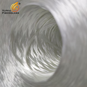 fiberglass material E glass spray up roving