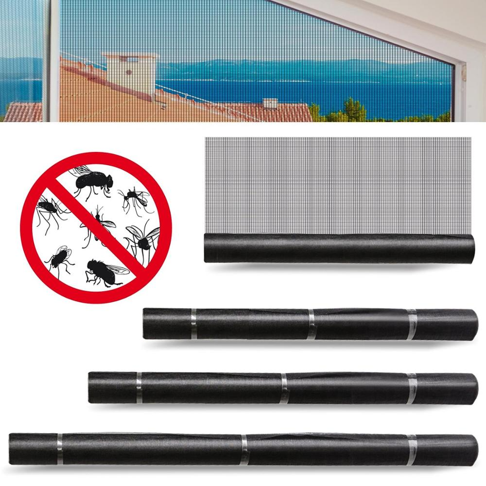 2020 18*14 Pvc coated Fiberglass fly screen window insect screen roll