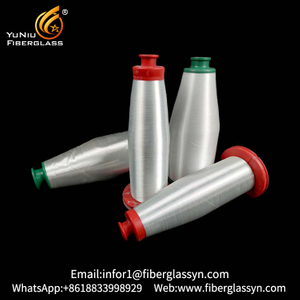 Electronic and Industrial Fiberglass Yarns for Weaving Knitting Plastic Coating HOT ITEM