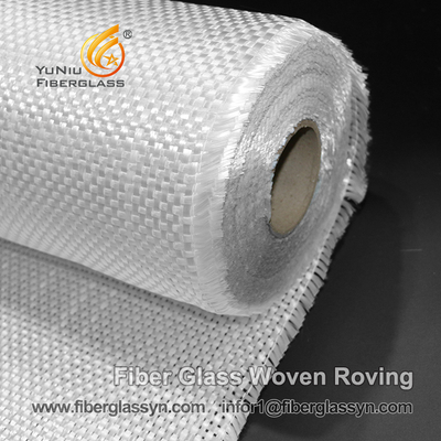 Low Price Promotions E-glass Fiber Glass Woven Roving In Bolivia