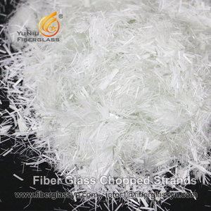 fiberglass chopped strands for Brake Pads -yuniu finerglass