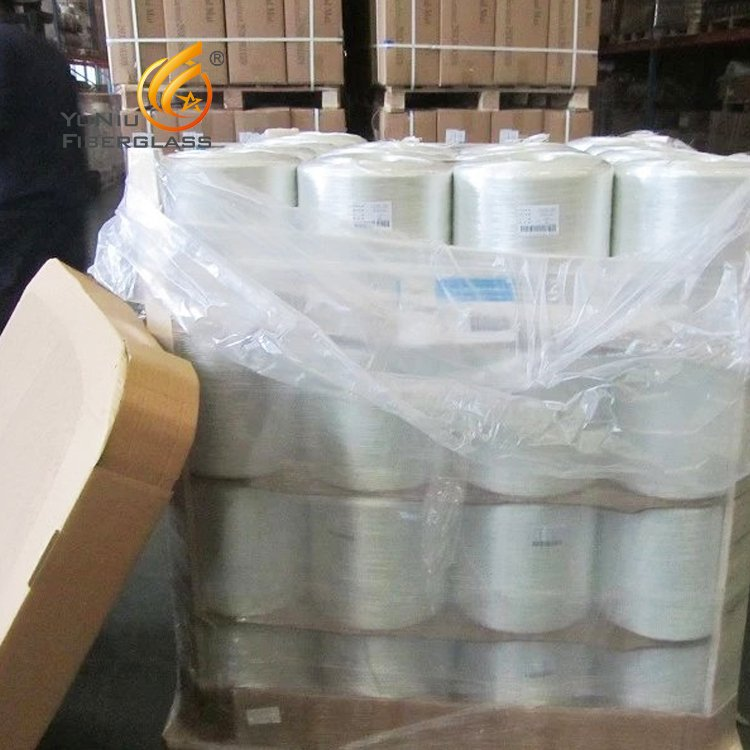Fiberglass direct roving for boat in high quality