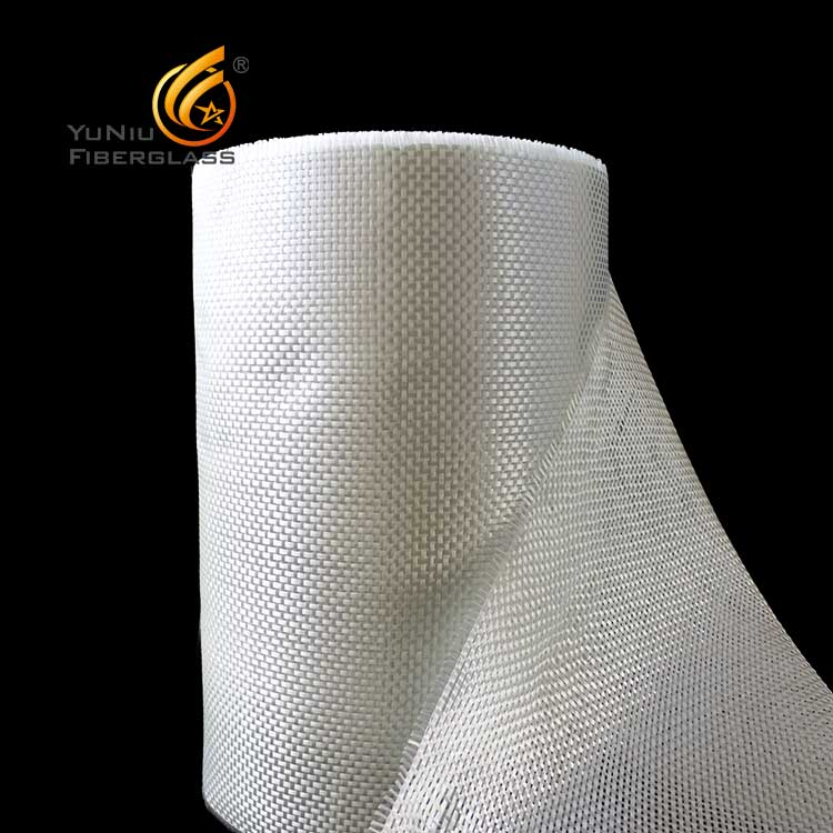 Most Popular 400g/m2 White Glass fiber woven roving