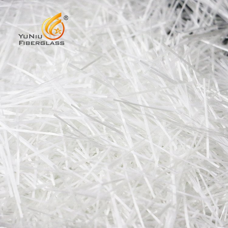ZrO2 16.5% Alkali Resistant Chopped Glass Fiber